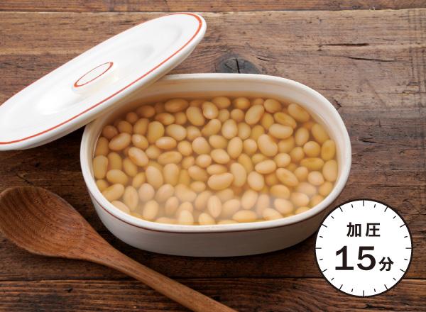 大豆の水煮